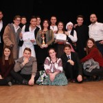 trofeul festivalului eugen ionescu buzau editia viii seminarul dorohoi