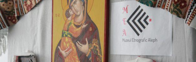 Muzeul Etnografic ALEPH a ajuns și la Seminarul din Dorohoi