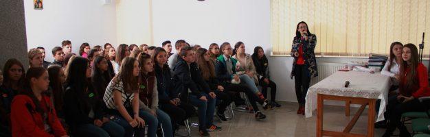 Ziua Europeană a Limbilor la Seminarul Teologic Dorohoi GALERIE FOTO