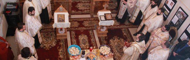 Sfinții Trei Ierarhi sărbătoriți la Seminarul din Dorohoi