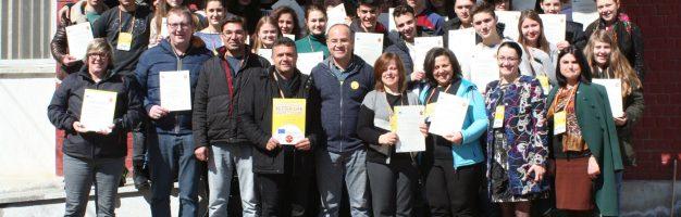 """Delegaţie Erasmus+ din patru ţări, găzduită de Seminarul Teologic """"Sf. Ioan Iacob"""" Dorohoi"""