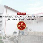 Admitere 2018 la Seminarul Teologic Ortodox Dorohoi