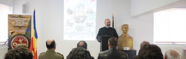 Simpozion dedicat Anului Centenar al Marii Uniri la Seminarul Teologic Dorohoi